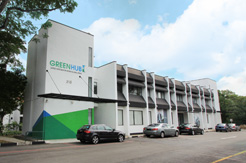 GreenHub Suited Office @ Phoenix Park